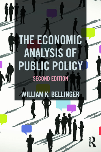 The Economic Analysis of Public Policy book cover