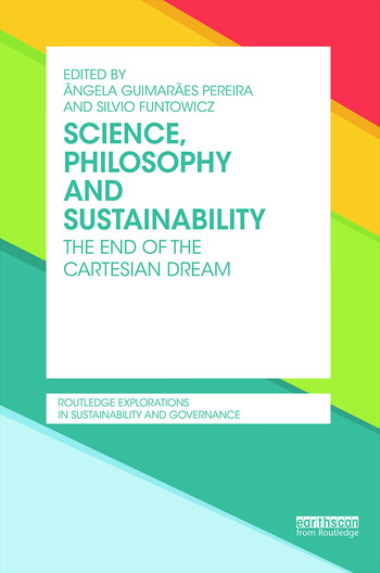 Science, Philosophy and Sustainability The End of the Cartesian dream book cover