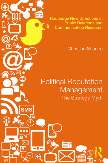 Political Reputation Management The Strategy Myth book cover