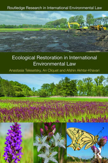 Ecological Restoration in International Environmental Law book cover