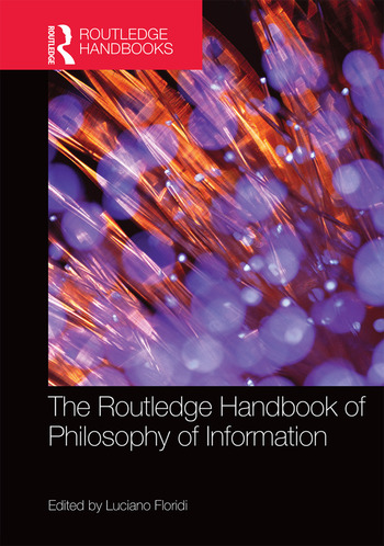 The routledge handbook of philosophy of information hardback the routledge handbook of philosophy of information hardback routledge fandeluxe Images