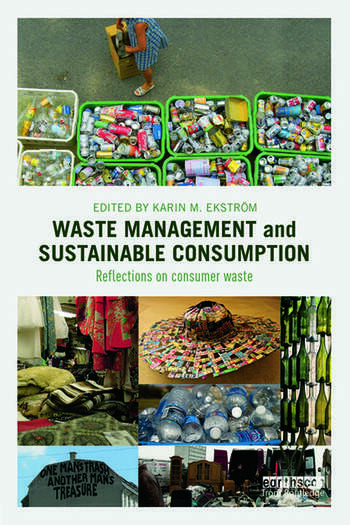 Waste Management and Sustainable Consumption Reflections on consumer waste book cover