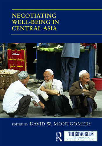 Negotiating Well-being in Central Asia book cover