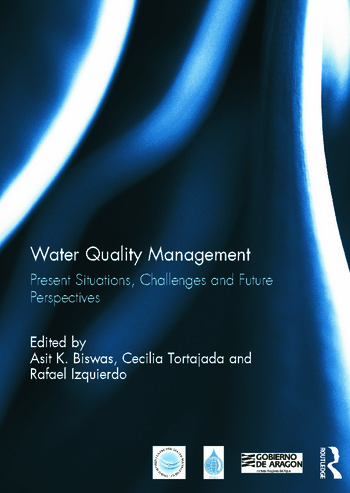 Water Quality Management Present Situations, Challenges and Future Perspectives book cover
