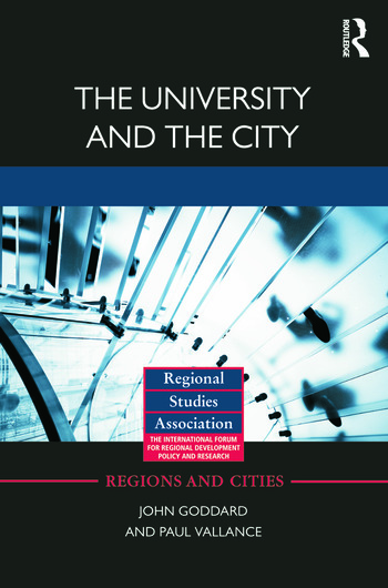 The University and the City book cover