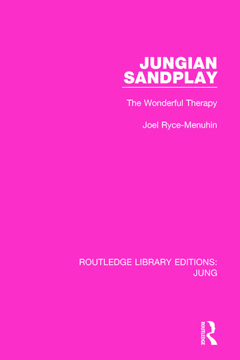 Jungian Sandplay The Wonderful Therapy book cover