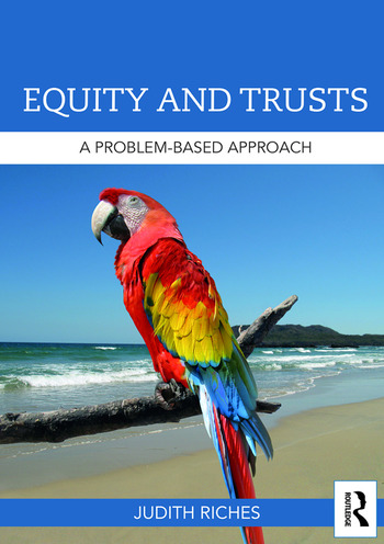 Equity and Trusts A Problem-Based Approach book cover