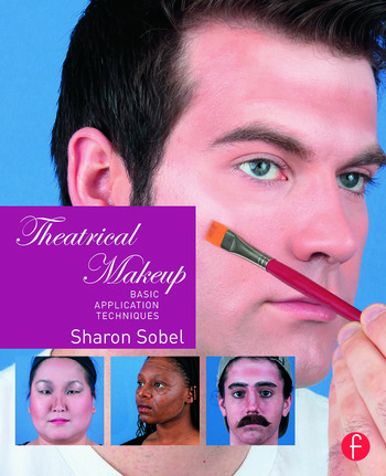 Theatrical Makeup Basic Application Techniques book cover