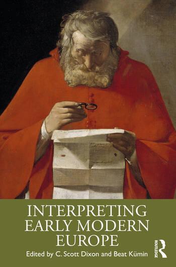 Interpreting Early Modern Europe book cover