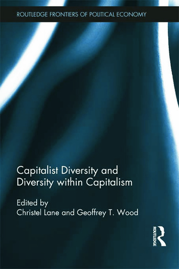 Capitalist Diversity and Diversity within Capitalism book cover