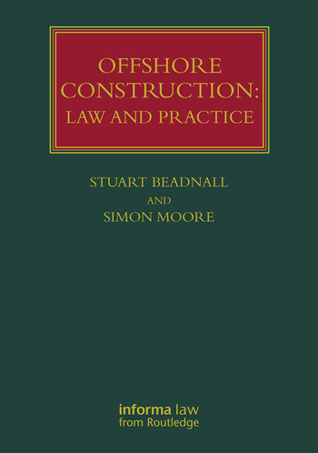 Offshore Construction Law and Practice book cover