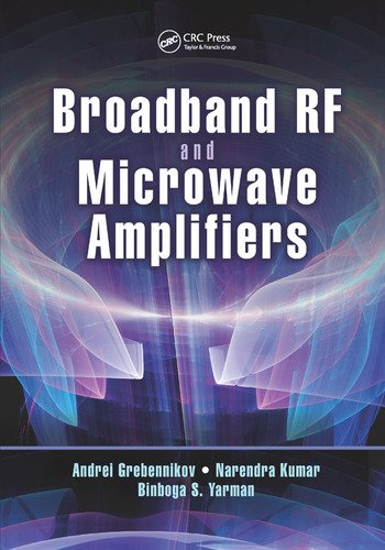 Broadband RF and Microwave Amplifiers book cover