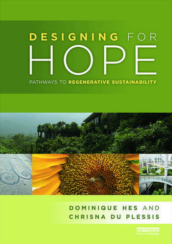 Designing for Hope Pathways to Regenerative Sustainability book cover