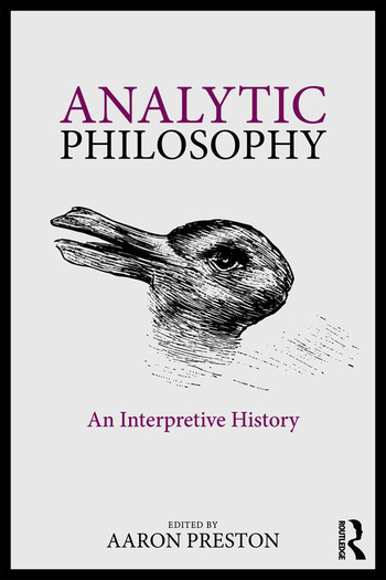Analytic Philosophy An Interpretive History book cover