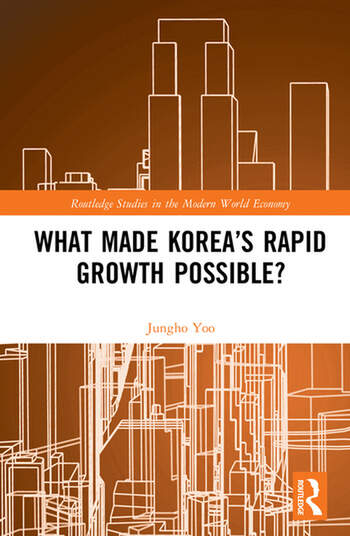 What Made Korea's Rapid Growth Possible? book cover
