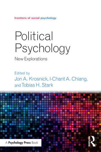 Political Psychology New Explorations book cover