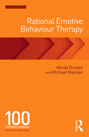 Rational Emotive Behaviour Therapy 100 Key Points and Techniques book cover