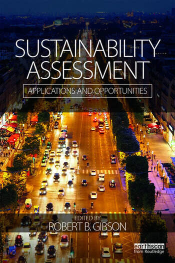 Sustainability Assessment Applications and opportunities book cover