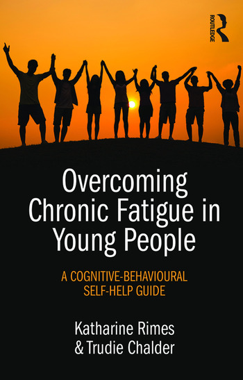Overcoming Chronic Fatigue in Young People A cognitive-behavioural self-help guide book cover