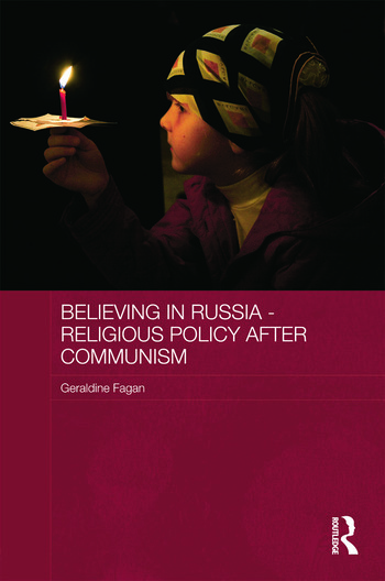 Believing in Russia - Religious Policy after Communism book cover