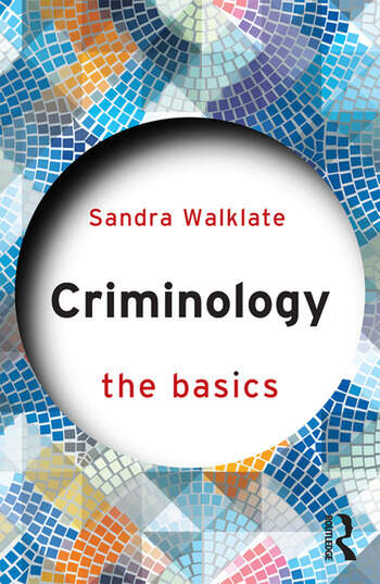 Criminology: The Basics book cover
