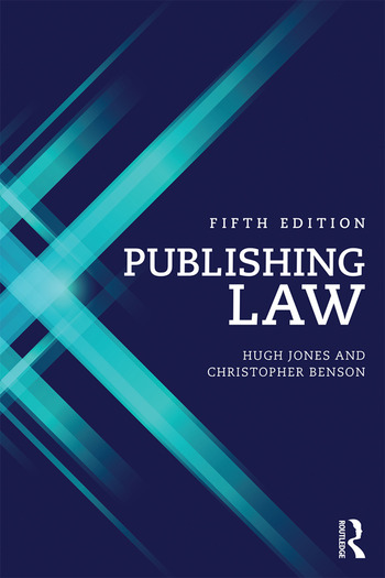 Publishing Law book cover
