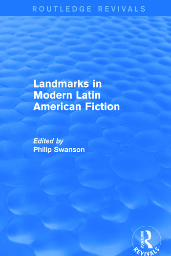 Landmarks in Modern Latin American Fiction (Routledge Revivals) book cover