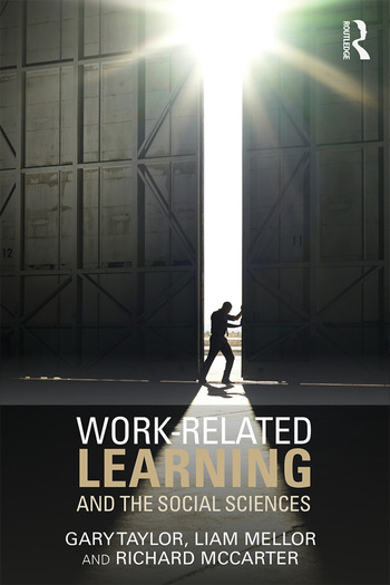 Work-Related Learning and the Social Sciences book cover