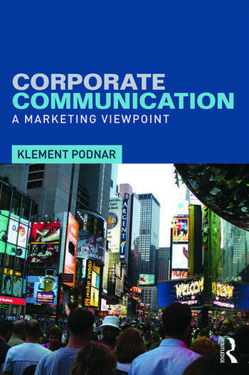 Corporate Communication A Marketing Viewpoint book cover