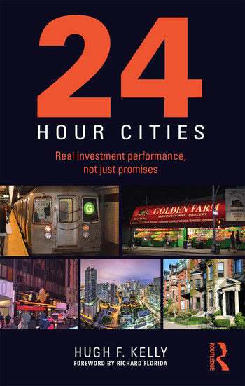 24-Hour Cities Real Investment Performance, Not Just Promises book cover
