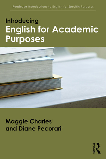 Introducing English for Academic Purposes book cover