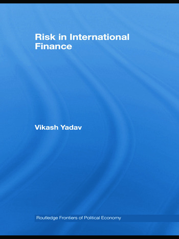 Risk in International Finance book cover
