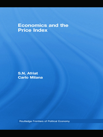 Economics and the Price Index book cover