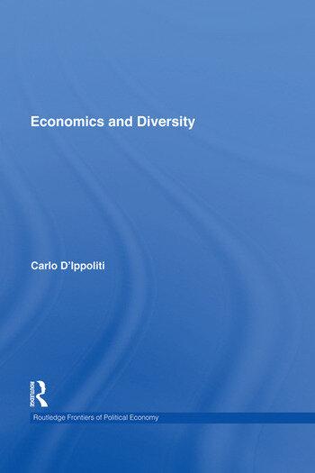 Economics and Diversity book cover