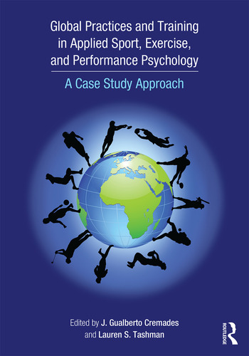 Global Practices and Training in Applied Sport, Exercise, and Performance Psychology A Case Study Approach book cover