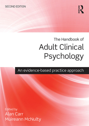 The Handbook of Adult Clinical Psychology An Evidence Based Practice Approach book cover
