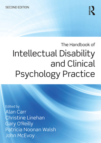 The Handbook of Intellectual Disability and Clinical Psychology Practice: 2nd Edition (Paperback) - Routledge