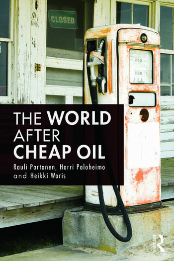 The World After Cheap Oil book cover