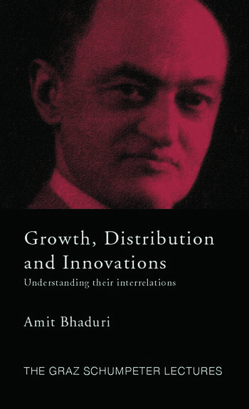 Growth, Distribution and Innovations Understanding their Interrelations book cover