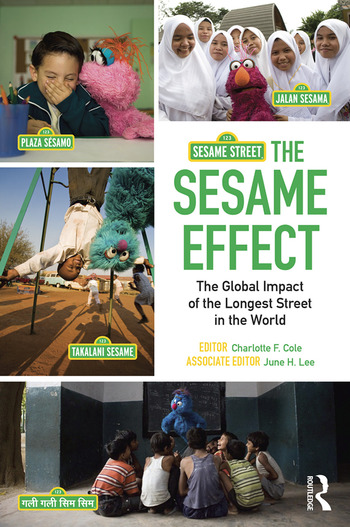 The Sesame Effect The Global Impact of the Longest Street in the World book cover
