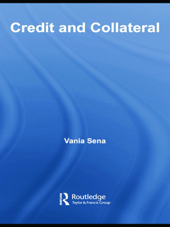 Credit and Collateral book cover