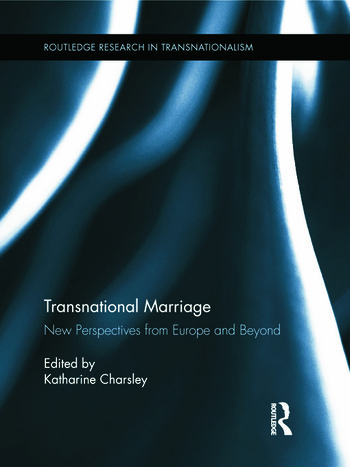 Transnational Marriage New Perspectives from Europe and Beyond book cover