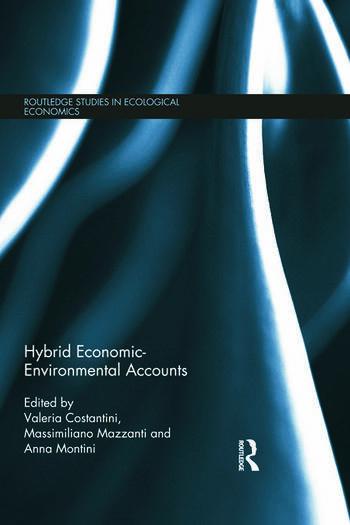 Hybrid Economic-Environmental Accounts book cover