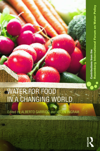 Water for Food in a Changing World book cover