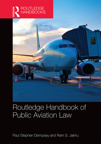 Routledge Handbook of Public Aviation Law book cover