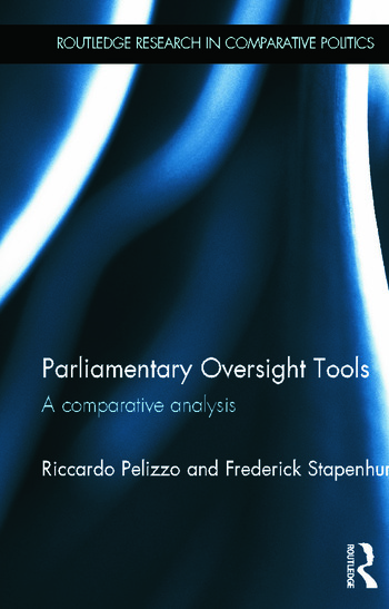 Parliamentary Oversight Tools A Comparative Analysis book cover