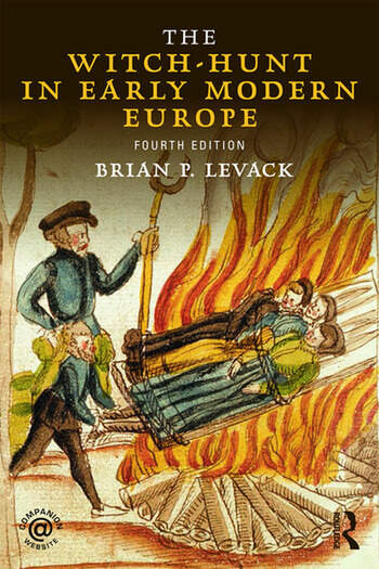 The Witch-Hunt in Early Modern Europe book cover