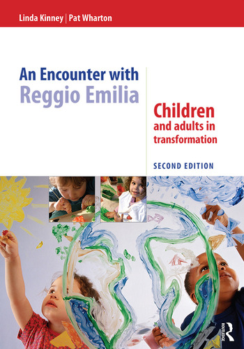 An Encounter with Reggio Emilia Children and adults in transformation book cover