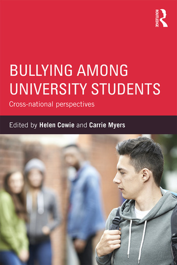 Bullying Among University Students Cross-national perspectives book cover