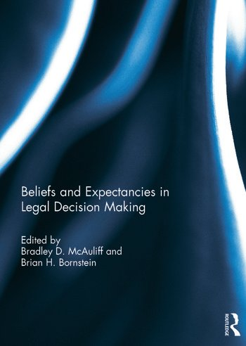 Beliefs and Expectancies in Legal Decision Making book cover